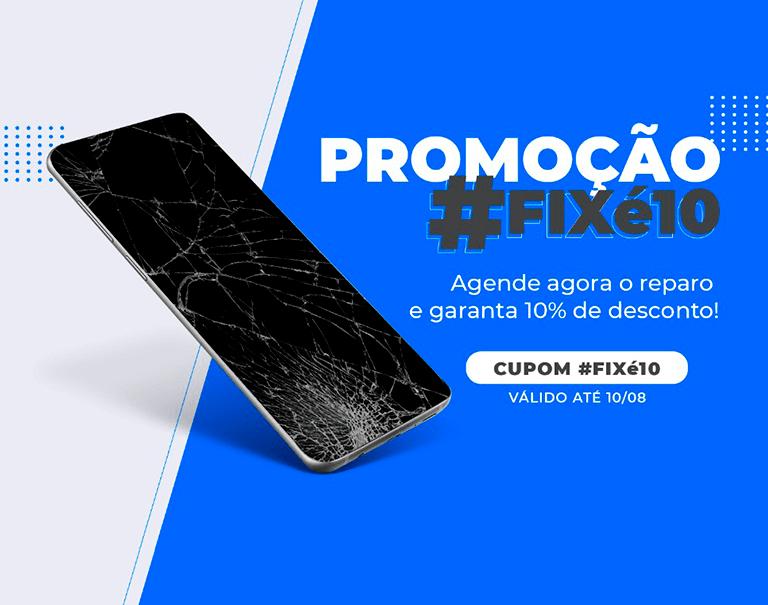 Promoção #FIXé10